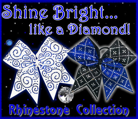 The Ultimate Bow - Rhinestone Collection
