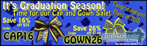 Graduation-sale-coupon-cheer-bow-sale-softball-bow-sale