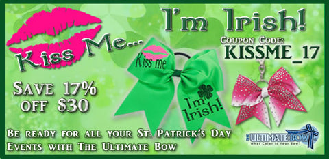 Kiss-Me-Irish-St-Patricks-Day-cheer-bow-softball-volleyball-soccer-hair-bow