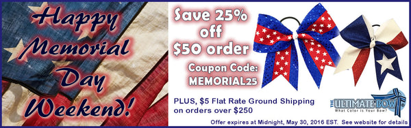 memorial-day-coupon-sale-save-cheer-bows-softball-bows