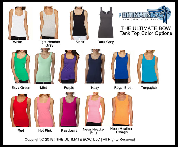 Ladies Tank Tops Colors | Jersey Tank Tops | Tanks Tops