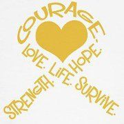 Fight-Childhood-Cancer-courage-love-strength-Hope