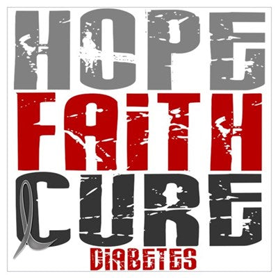 Hope Faith Cure Diabetes
