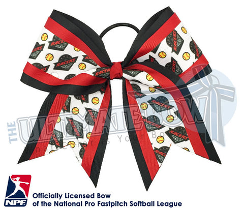 Akron Racers - Triple Play Bow