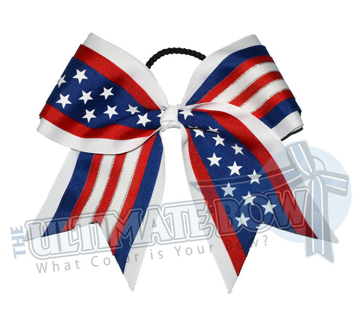 american-bravery-patriotic-cheer-bow-red-white-blue-stars-stripes