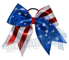 american-hero-patriotic-red-white-blue-stars-stripes-cheer-bow