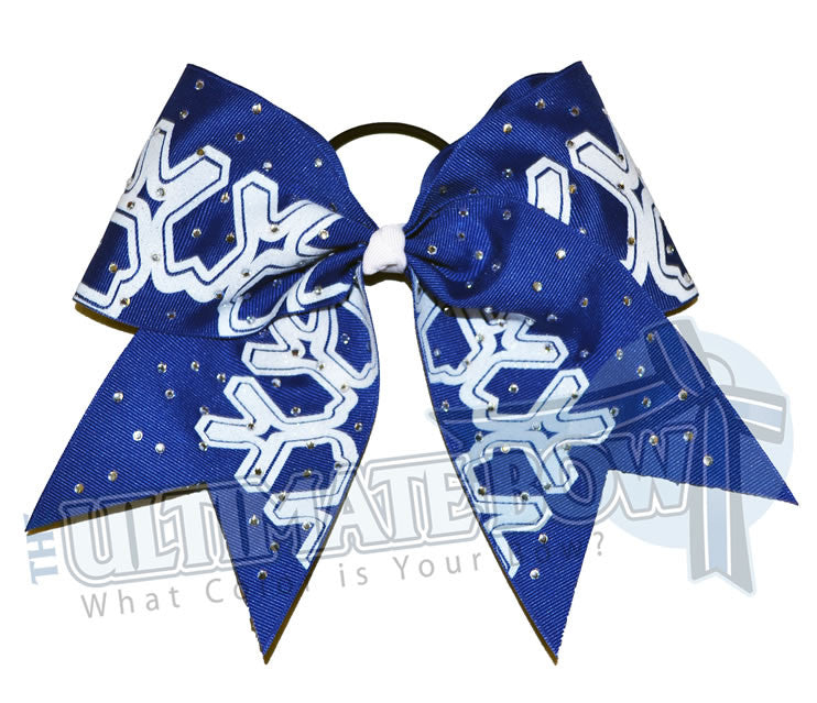 big-snow-cheer-bow-royal-blue-rhinestone-white-snowflake-Frozen