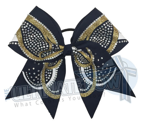 rhinestone-butterfly-effect-glitter-navy-gold-white-black-cheer-bow