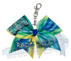 Lancaster Live 2021 CDE Event Key Chain Bow