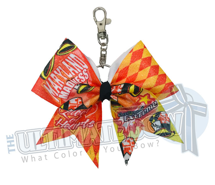 Cheer and Dance Extreme | Maryland Madness | Showplace Arena | February 2020 | Exclusive Cheer Bow