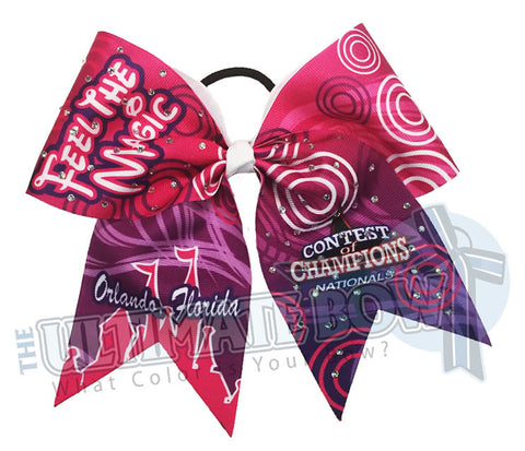 Contest of Champions Nationals Event Bow - 2017