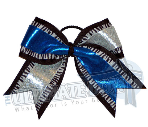 superior-zebra-mystic-diva-cheer-bow-royal-blue-black-silver-striped-tiger