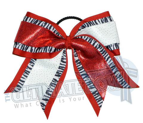 superior-zebra-mystic-diva-cheer-bow-red-white-striped-tiger