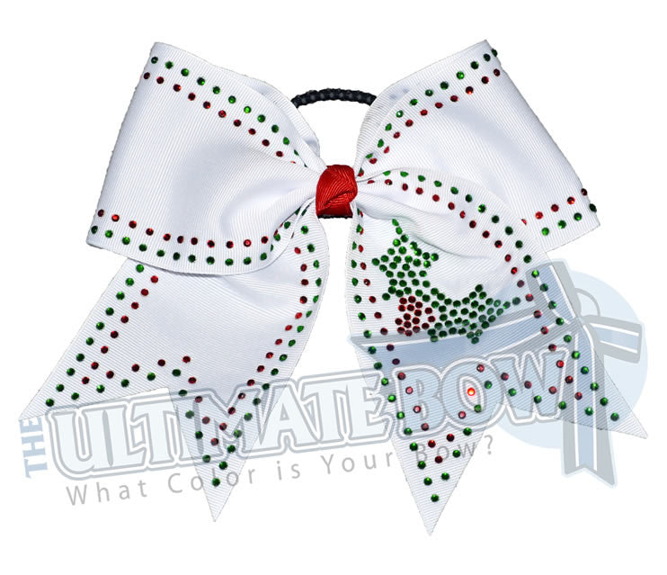 rhinestone-holly-berries-Christmas-white-red-green