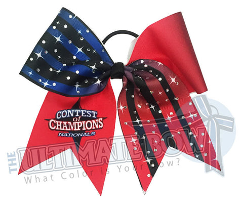 Contest of Champions Nationals Event Bow - 2016