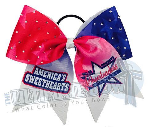 Spirit Celebration - Dallas Cowboys Cheerleaders (DCC) Fall Event Bow