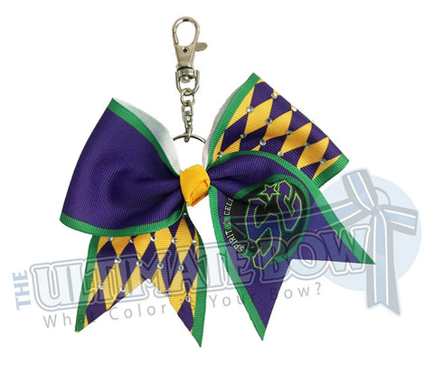 Spirit Celebration - Special Events Key Chain Bow