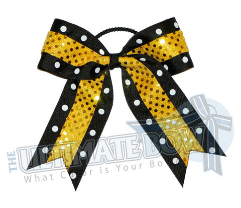 Dazzle-Dots-black-polkadots-yellowgold-sequins