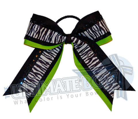 electric-zebra-lypple-black-white-stripes-sequins-cheer-bow