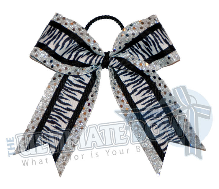 elite-zebra-silver-sequins-black-cheer-bow