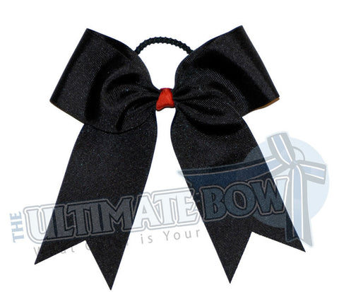 Essentials-basic-plain-black-cheer-bow