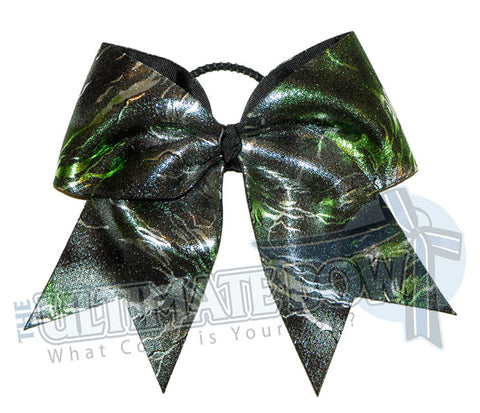 Lime-silver-black-superior-explosion-cheer-bow