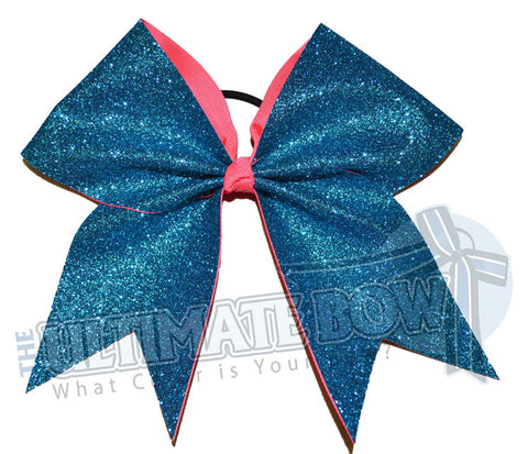 full-on-glitter-cheer-bow-turquoise-glitter-neon-pink