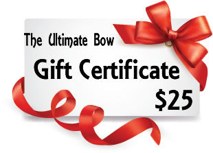 The Ultimate Bow Gift Card - Christmas Presents - Share the Bow Love