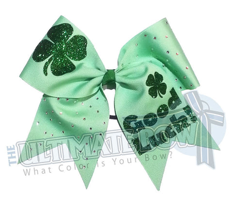 good-luck-four-leaf-clover-cheer-bow-green-shamrock-rhinestone