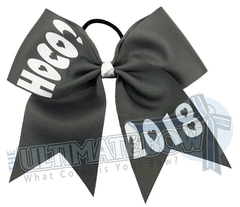 HOCO Cheer Bow | Homecoming Cheer Bow | Will you go to Homecoming?