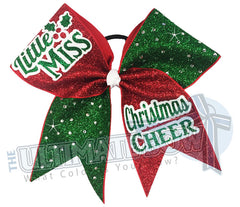 Little-Miss-Christmas-Cheer-glitter-rhinestone-red-emerald-texas-sized-Christmas-cheer-bow-softball-bow-holiday-hair-bow