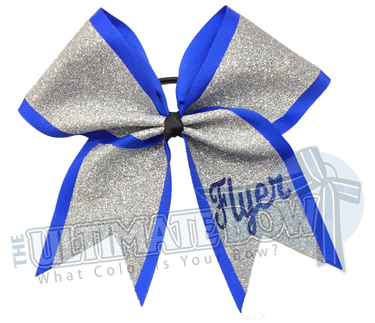 personalized-cheer-bow-my-bow-electric-blue-silver-glitter-softball-flyer-base