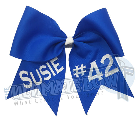 Name-number-softball-volleyball-personalized-hair-bow