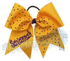 personalized-rhinestone-cheer-bow-exclusively-mine-bow-oconomowoc-varsity-cheer-yellow-gold-purple-black