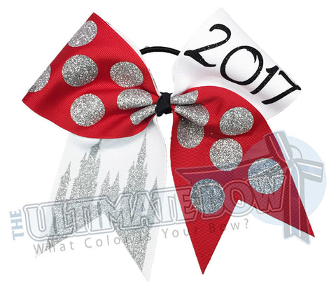 Superior_princess-castle-white-red-silver-cinderella-disney-orlando-polka-dots-cheer-bow-2017