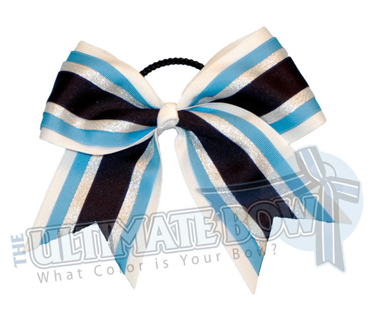 quad-hitch-navy-blue-copen-silver-white-cheer-bow