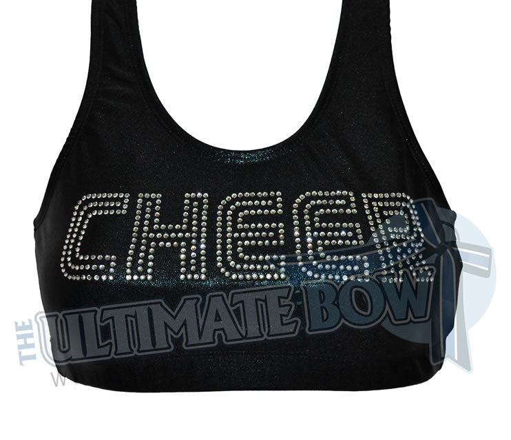 Pizzazz-metallic-black-rhinestone-cheer-sports-bra