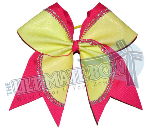rhinestone-eclipse-glitter-neon-pink-yellow-cheer-bow