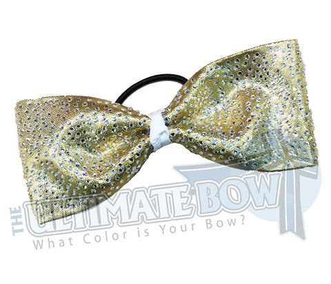 superior-rhinestone-Just-Loops-all-Loops-supreme-cheer-bow-gold-mystic-crystal-rhinestone-cheer-bow