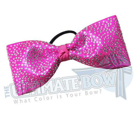 superior-rhinestone-Just-Loops-all-Loops-supreme-cheer-bow-hot-pink-mystic-crystal-rhinestone-cheer-bow