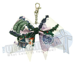 Spirit Celebration Christmas Championship Key Chain Bow 2019 | Varsity Cheer | Worlds Bid Event | Summit Bid 2019