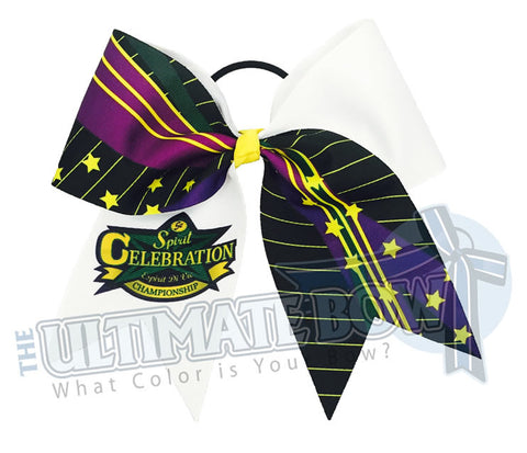 Spirit Celebration - SC Fall Championship Event Bow (2015)