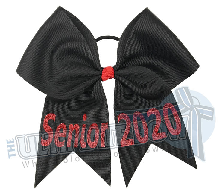 Senior Year  Cheer Bow | graduation cheer bow | class of 2020 |  personalized-cheer-softball-bows-high-school