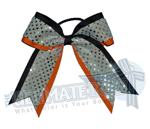 sequin-doubleheader-black-orange-silver-sequin-cheer-bow