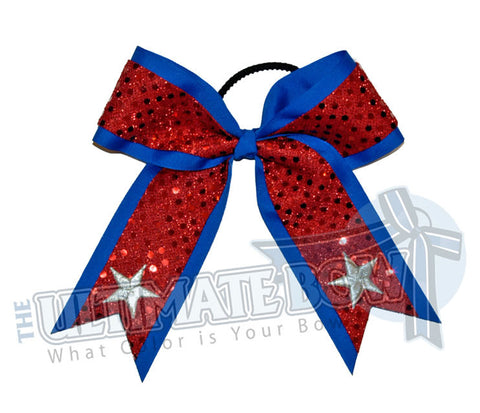 sequins-stars-electric-blue-red--sequin-dots-silver-stars-cheer-bow