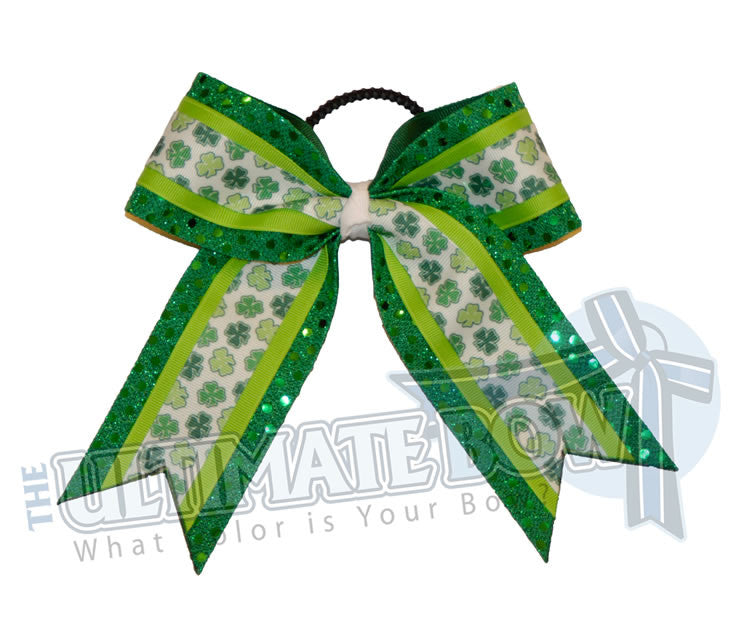 shiny-shamrock-four-leaf-clover-emerald-green-sequin-cheer-bow