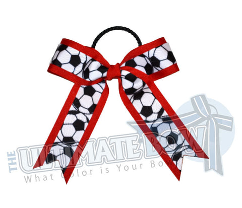 soccer-practice-game-hair-bow-red-black-white-soccer-balls