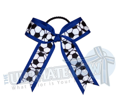 soccer-practice-game-hair-bow-royal-blue-black-white-soccer-balls