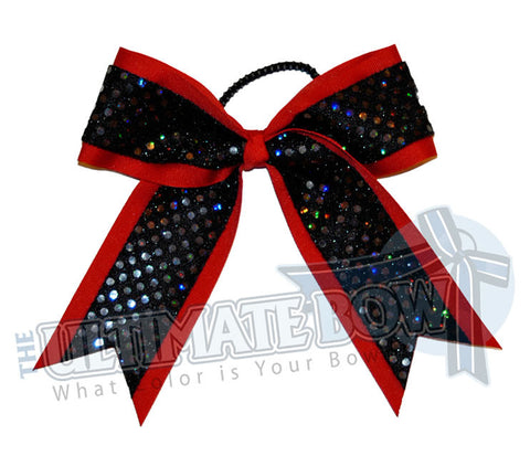 solitary-sequins-budget-cheer-bow-red-black-sequins