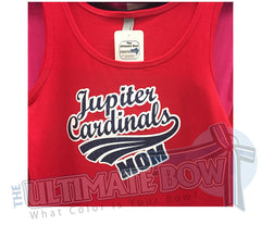 baseball-softball-mascot-swoosh-Mom-tank-top-rhinestone-glitter-summer-tanktop-red